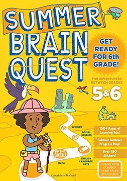 portada Summer Brain Quest: Between Grades 5 & 6