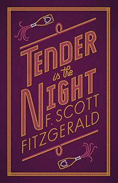 portada Tender is the Night (Alma Classics Evergreen) (libro en Inglés)