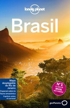 portada Brasil 6º Edicion (Español) (Lonely Planet)