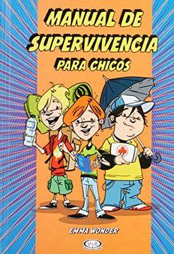 portada Manual de Supervivencia Para Chicos