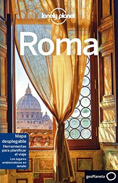 portada Lonely Planet Roma