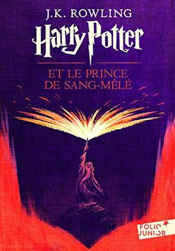 portada Harry Potter, Vi: Harry Potter et le Prince de Sang-Mêlé (Folio Junior) (libro en francés)