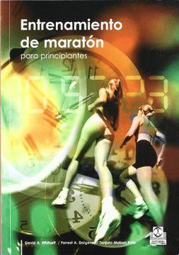 portada Entrenamiento de Maraton Para Principiantes