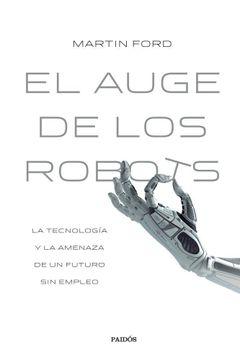 portada El Auge de los Robots