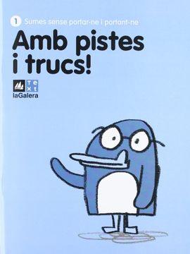 portada Amb Pistes i Trucs! 1 (libro en Catalán)