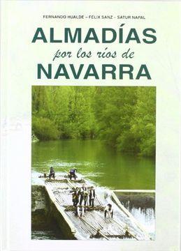 portada almadias por los rios de navarra
