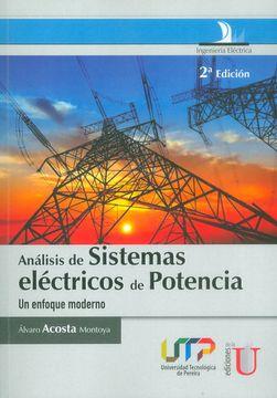 portada Análisis de Sistemas Eléctricos de Potencia. Un Enfoque Moderno