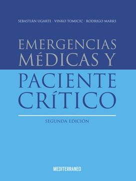 portada Emergencias Medicas y Paciente Critico 2º Edicion