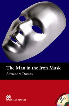 portada Mr (b) man in the Iron Mask pk: Beginner (Macmillan Readers 2005) (libro en Inglés)
