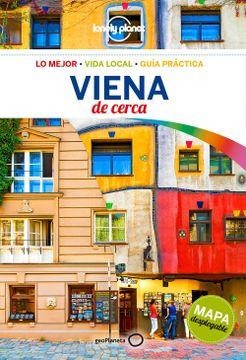 portada Viena de Cerca 3 (Guías de Cerca Lonely Planet)