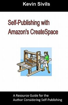 portada self-publishing with amazon`s createspace
