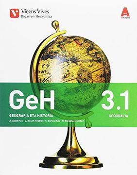 portada Geh 3 (3. 1-3. 2) Pais Vasco+ sep Geo+ sep Hist: 000004 - 9788468236438 (libro en euskera)