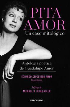 portada Pita Amor: Un caso mitológico