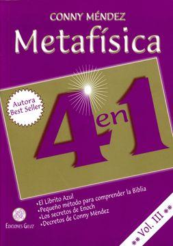 portada Metafisica 4 en 1. Vol iii