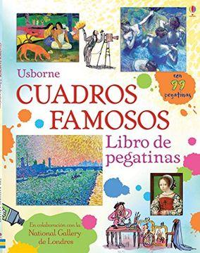 portada Cuadros Famosos (libro en Castilian)