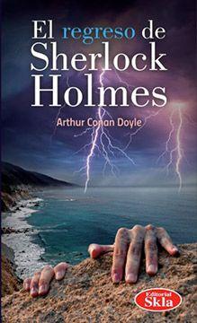 portada El Regreso De Sherlock Holmes
