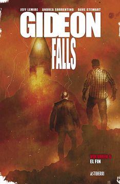 portada Gideon Falls 6. El fin (Sillón Orejero)