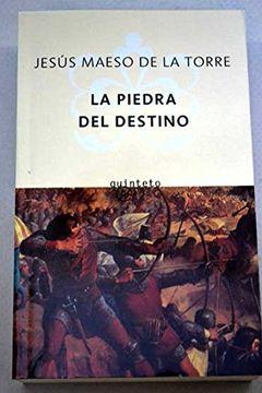 portada Piedra del Destino, la (Edh 201)