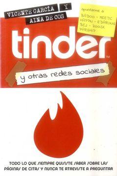portada Tinder y Otras Redes Sociales
