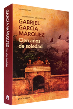 portada Cien Años de Soledad