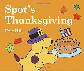 portada Spot's Thanksgiving (libro en Inglés)