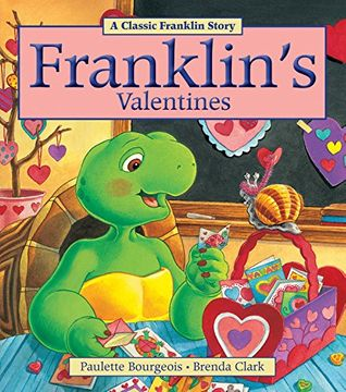 portada Franklin's Valentines