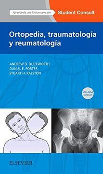 portada Ortopedia, traumatología y reumatología - 2ª edición