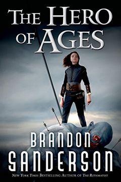 portada The Hero of Ages: A Mistborn Novel