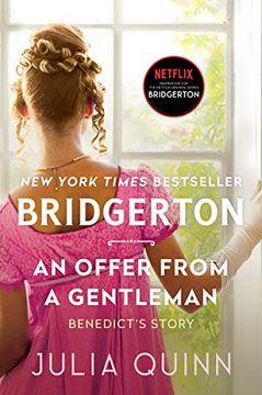 portada Offer From a Gentleman, an: Bridgerton (Bridgertons, 3)