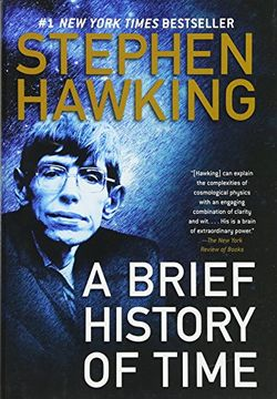 portada A Brief History of Time: And Other Essays (libro en Inglés)