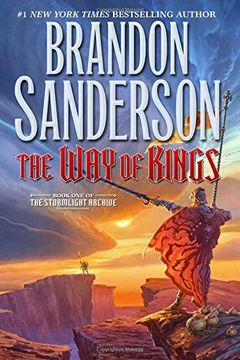 portada The way of Kings: Book one of the Stormlight Archive (libro en Inglés)