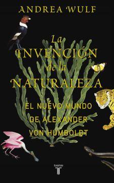 portada La Invencion de la Naturaleza