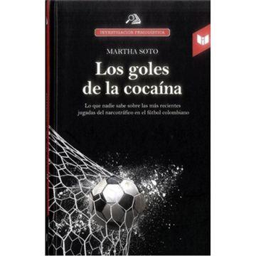 portada LOS GOLES DE LA COCAINA