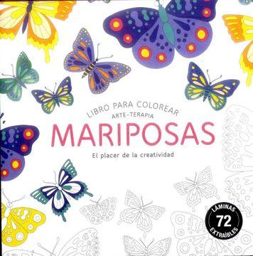 portada Mariposas (Compactos Arte-Terapia)