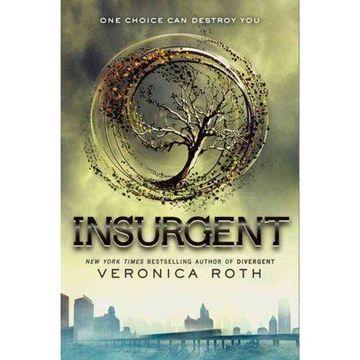 portada Insurgent (Divergent)