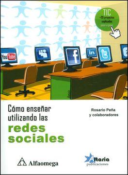 portada Como Enseñar Utilizando las Redes Sociales