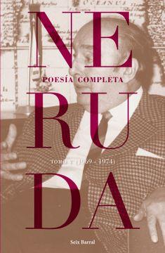 portada Poesia Completa Tomo 5 (1969-1974)