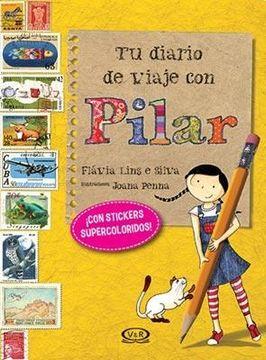 portada Tu Diario de Viaje con Pilar