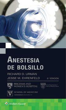 portada Anestesia de Bolsillo