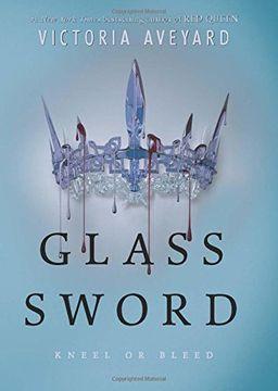 portada Glass Sword (Red Queen)