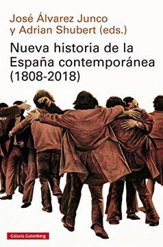 portada Nueva historia de la España contemporánea (1808-2018)