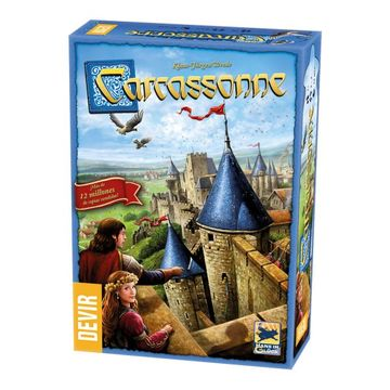 portada Carcassonne Basico