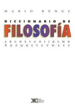 portada Diccionario de Filosofia