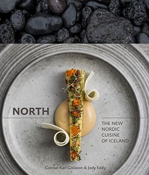 portada North: The new Nordic Cuisine of Iceland (libro en Inglés)