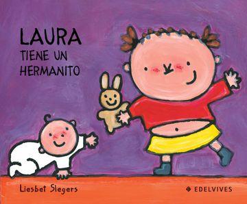 portada Laura Tiene un Hermanito