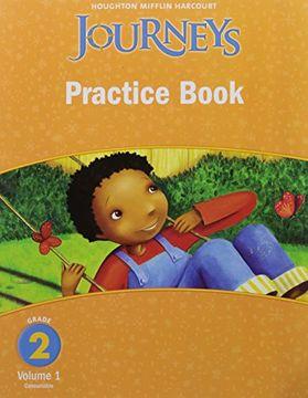 portada Journeys, Grade 2 Practice Book Consumable,Houghton Mifflin Journeys (libro en inglés)
