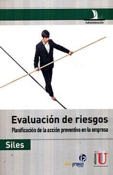 portada Evaluación de Riesgos: Planificación de la Acción Preventiva en la Empresa