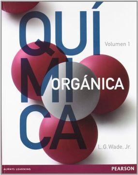 portada Química Orgánica Volumen 1