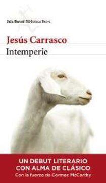 portada Intemperie Seix Barral