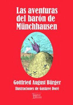 portada Las Aventuras Del Baron De Munchhausen